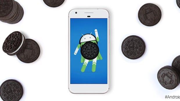 Android-Verbreitung: Lollipop auf einem Viertel der Geräte, Oreo schafft 1 Prozent