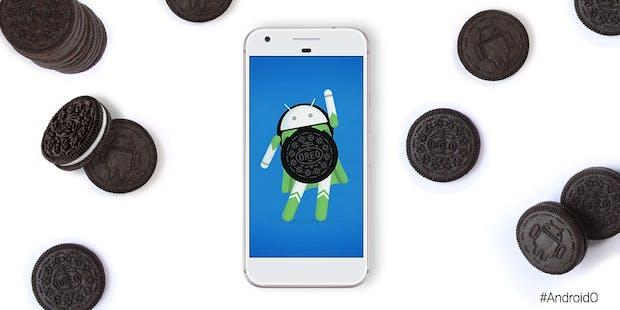 Schnelle Android-Updates werden durch Oreo und Project Treble offenbar Realität