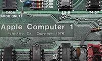 Apple-1: Computer-Klassiker bringt bei Auktion 355.500 Dollar ein