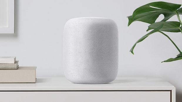 Homepod: Apple nimmt seinen ersten Siri-Lautsprecher aus dem Programm