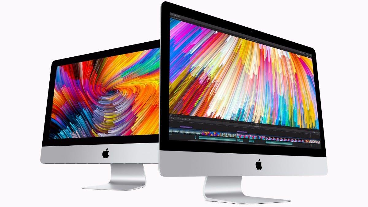 Neue iMacs und Macbook Pros. (Bild: Apple)
