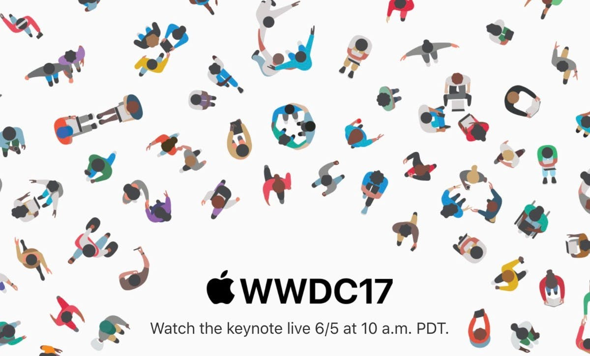 Apple-Event zur WWDC 2017: So verfolgt ihr die Keynote im Livestream oder per -Ticker