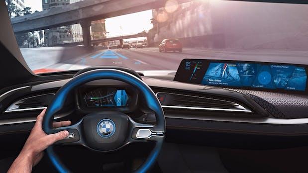 Conti wird Partner bei BMW-Allianz zum autonomen Fahren