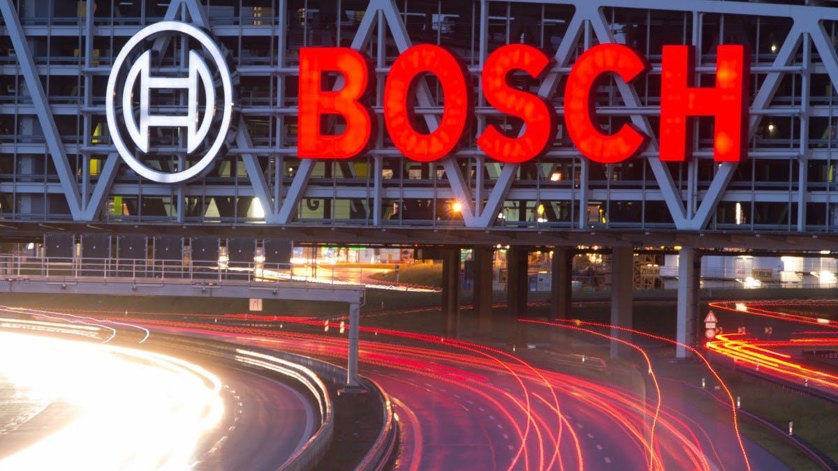 Bosch: Wie der Konzern den Schalter für KI und autonomes Fahren umlegt