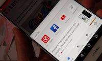 Chrome für Android: Google testet neue Nutzeroberfläche mit der Adressleiste unten