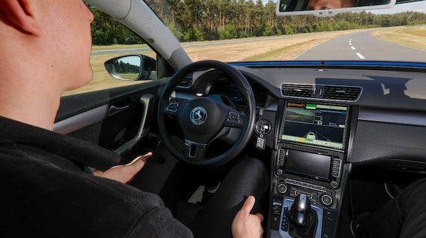 Autonomes Fahren: Continental und Nvidia wollen Level 5 erreichen
