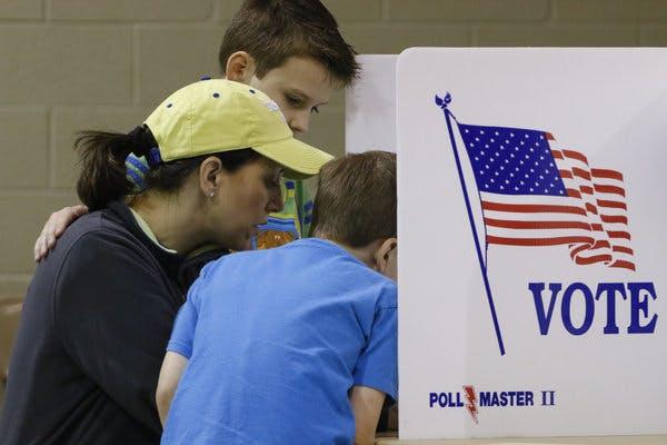 Stimmungsdaten zu Waffenbesitz und Abtreibung von 198 Millionen US-Wählern geleakt