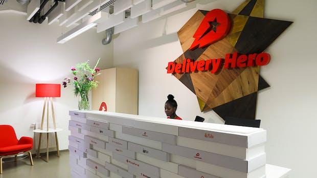 Delivery Hero setzt sich höhere Ziele nach guten Quartalsergebnissen