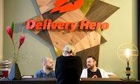 Delivery Hero servierte 65 Prozent mehr Umsatz im Jahr 2018
