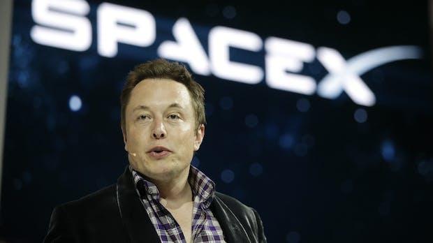 So sieht der Schlachtplan von Elon Musk zur Besiedelung des Mars aus