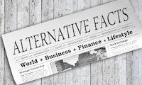 Fake News: Content-Dienst bietet 12-monatige Kampagne für 400.000 Dollar
