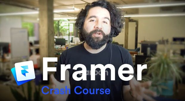 Framer: Dieser kostenlose Crashkurs erklärt dir das geniale Designtool