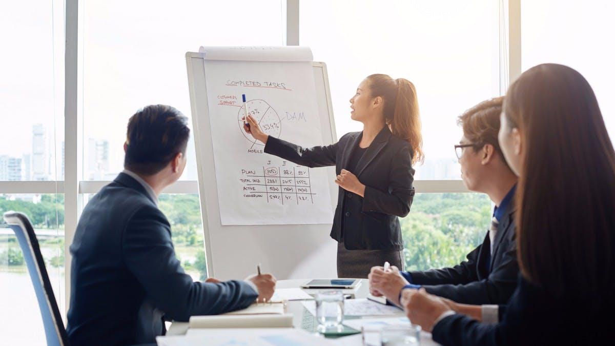 Studie: Frauenquote erhöht das Kompetenzniveau