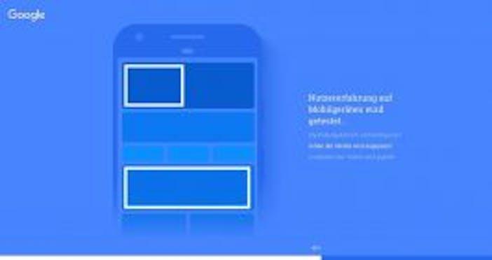 Google Test My Site 2: So machst du deine mobile Site mit