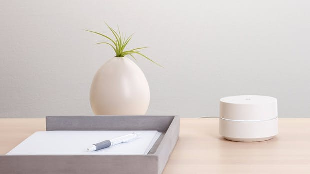 Nest Wifi: Mesh-WLAN-Router mit Google Assistant geplant