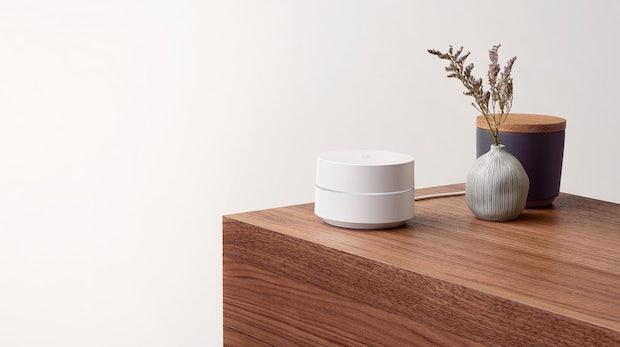 Google Wifi: Der vollautomatische Sorglos-Router startet in Deutschland