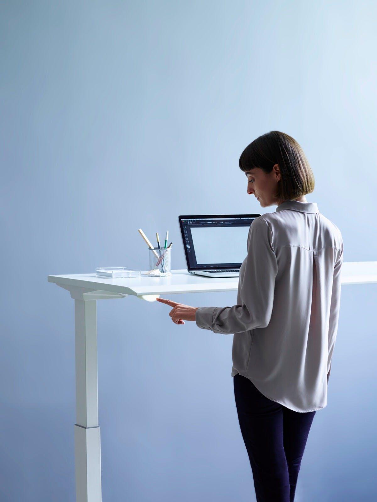 der smarte schreibtisch von herman miller bilder - Herman Miller Schreibtisch