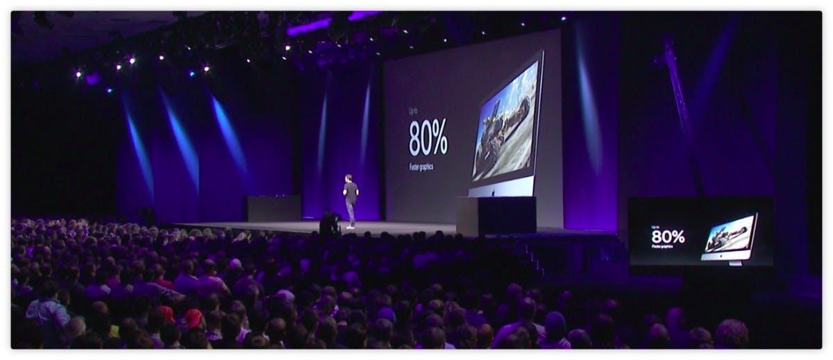 iMac 2017. (Bild: Apple)