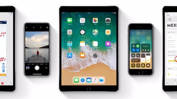 Schnelles Update: Apple veröffentlicht iOS 11.0.1 für iPhone und iPad