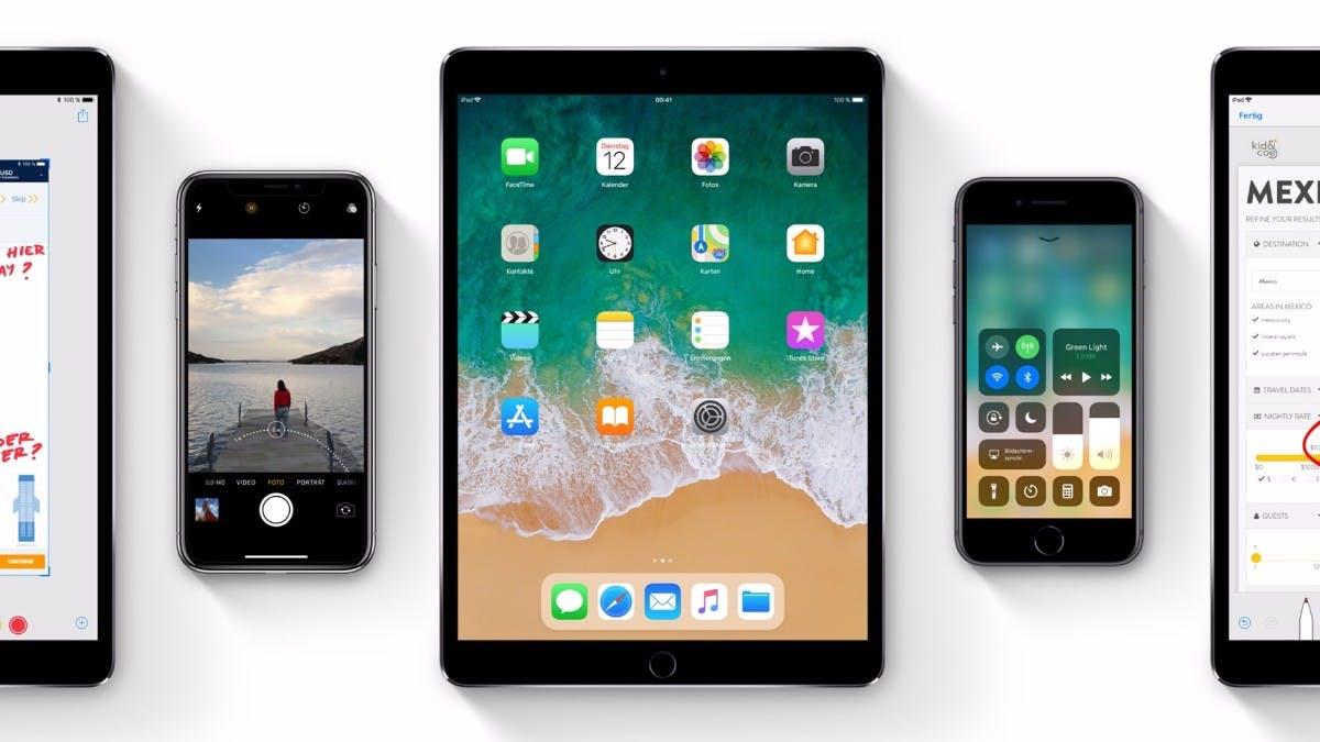 Kontrollzentrum bei iOS 11: Bluetooth und WLAN bleiben trotz Abschaltung aktiv