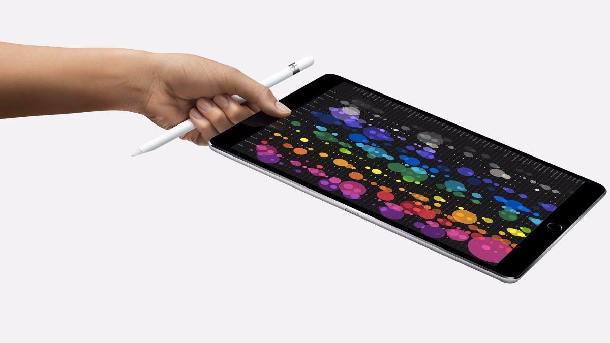 Mit 10,5- und 12,9-Zoll: Neue iPad Pro mit iPhone-7-Technik und 120-Hertz-Displays