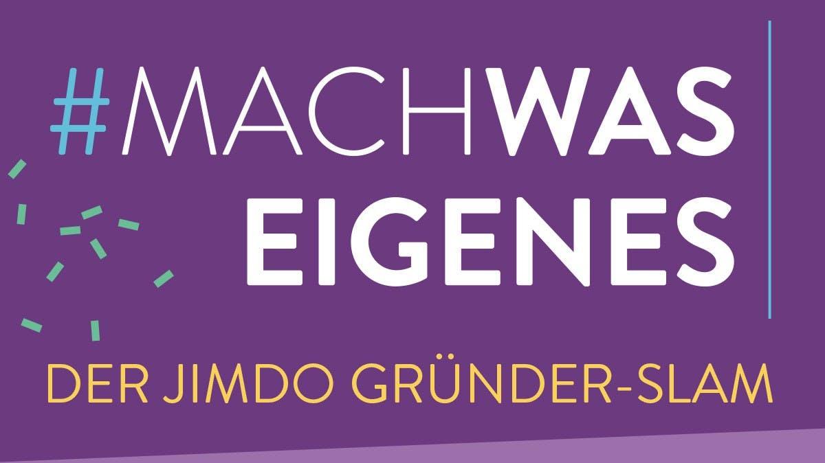 #MachWasEigenes: 12.000 Euro für deine Gründer-Idee