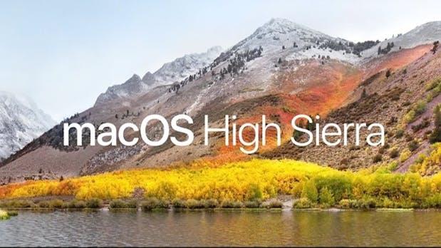 macOS High Sierra: Das kommt mit der neuen OS-Version