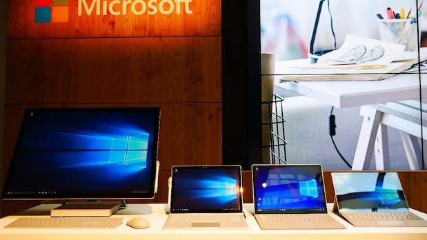 Zwischen Google und Apple: Microsoft kündigt Surface-Event für den 2. Oktober 2018 an