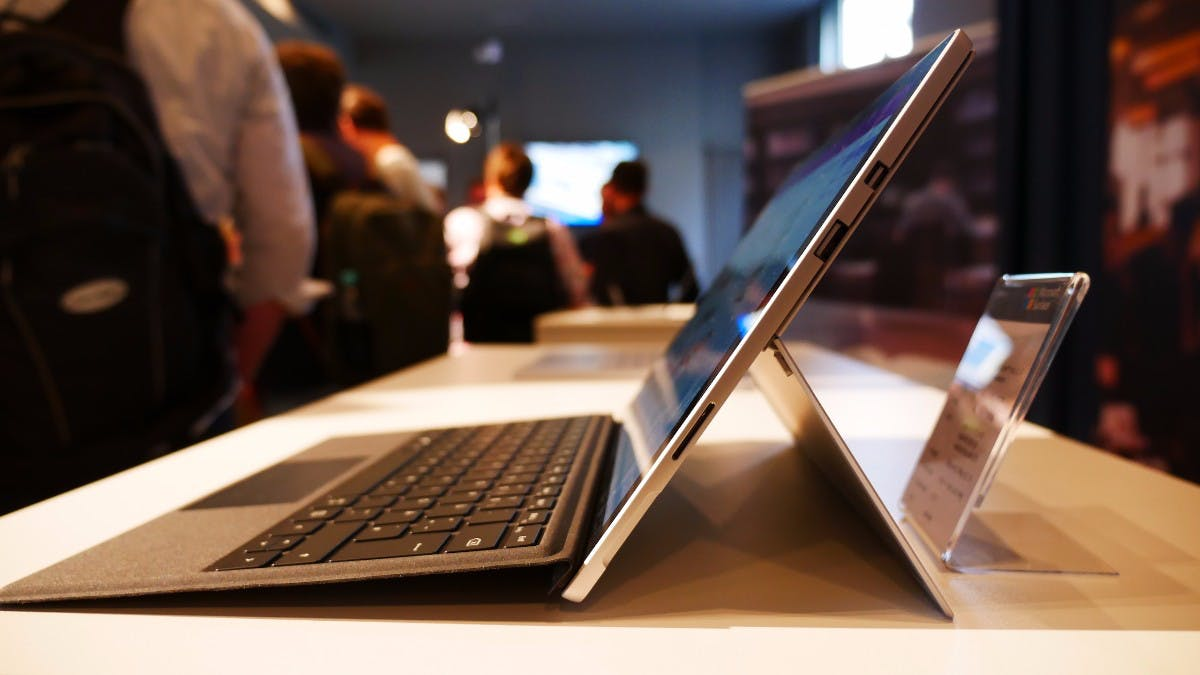 Microsoft Surface Pro. (Foto: t3n)