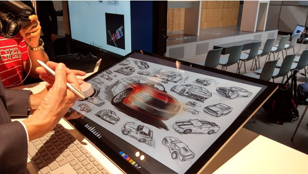 surface laptop das sagen die ersten tester zu microsofts notebook t3n digital pioneers. Black Bedroom Furniture Sets. Home Design Ideas