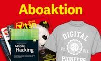 """Wie sicher ist die App? – t3n-Abo inklusive """"Mobile Hacking"""""""