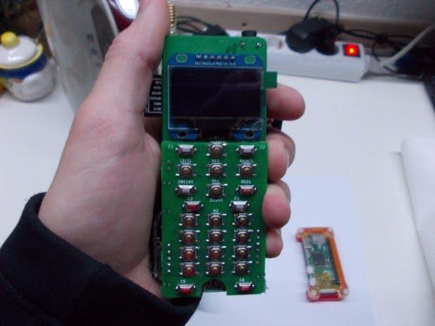 Zerophone: Ein Raspberry-Pi-Smartphone für Bastler