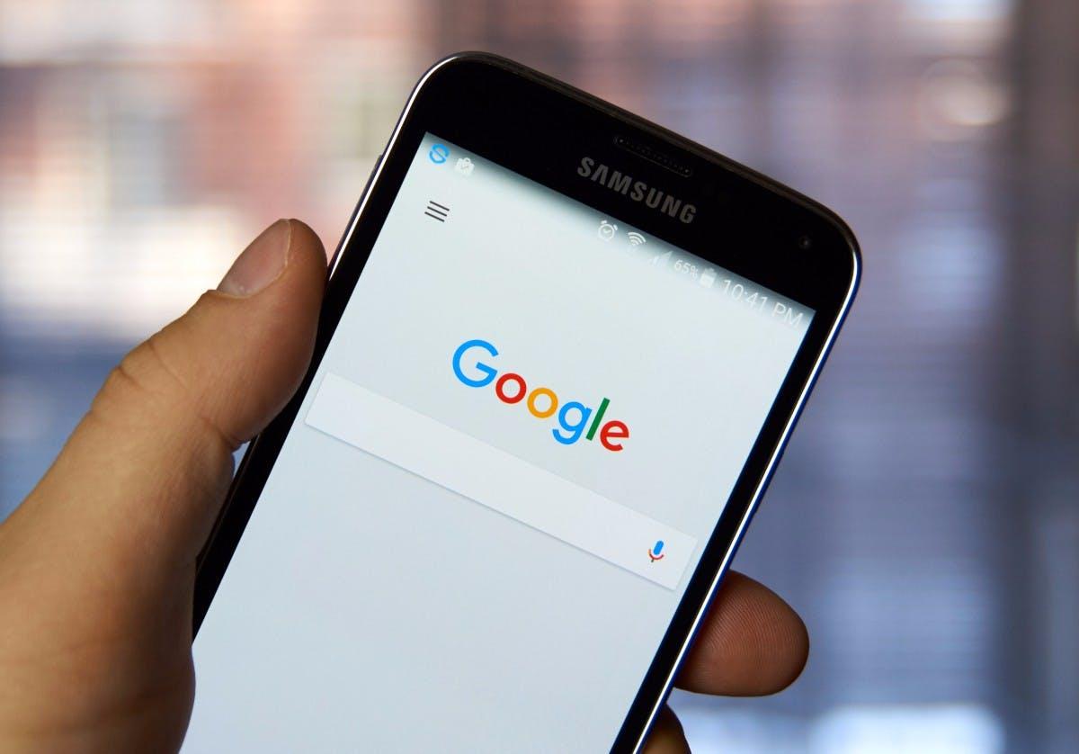 Mehr als 50 Prozent aller Suchergebnisse stammen aus dem Mobile-First-Index