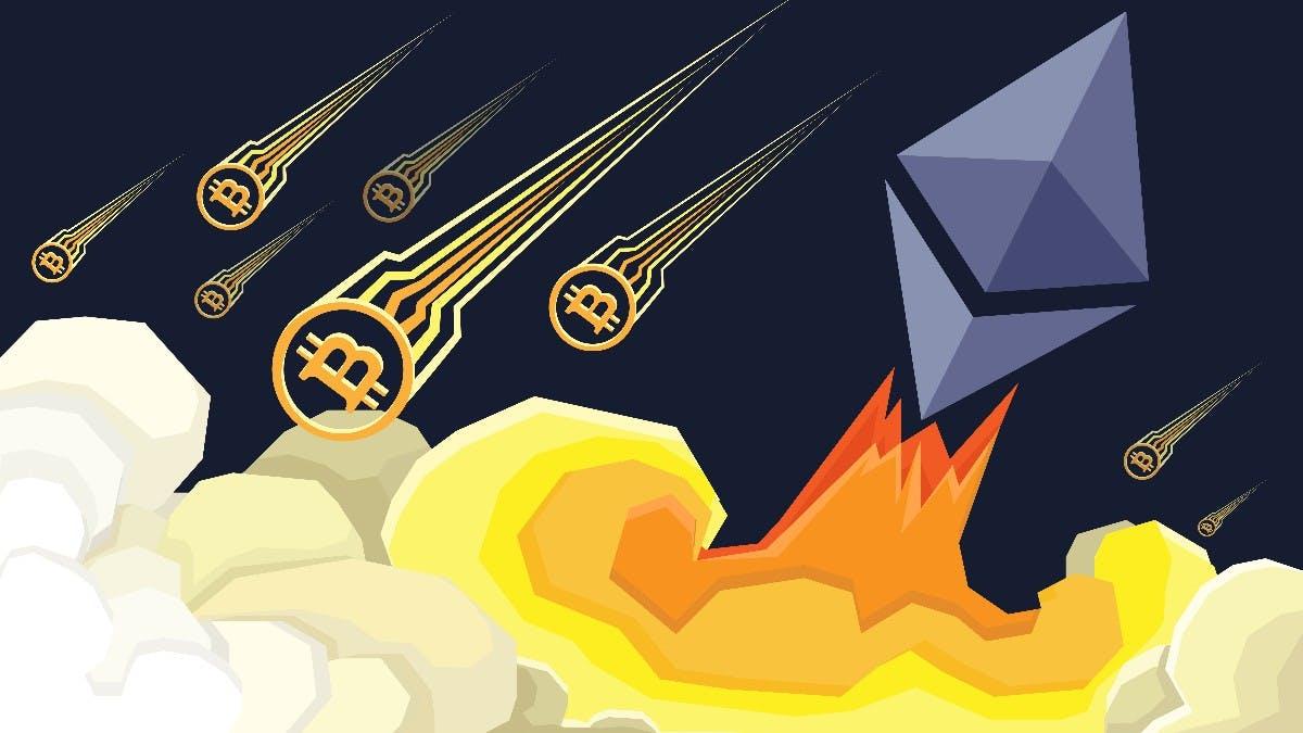 Digitale Währungen: 2018 schon über 1.000 Krypto-Projekte gescheitert