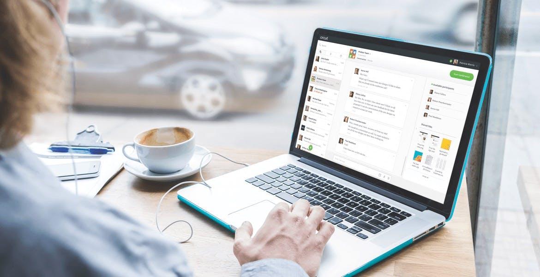 Die unbekannte Slack-Alternative aus Deutschland mit 500.000 Nutzern