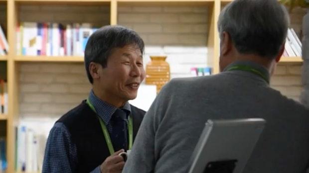 In diesem Tech-Startup sind alle Mitarbeiter mindestens 55 Jahre alt