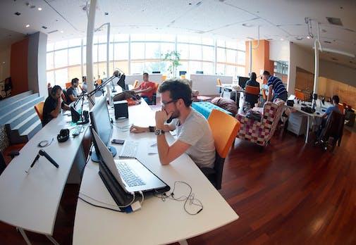 Rekordtief: Boomender Arbeitsmarkt sorgt für weniger Gründungen