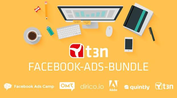 Gewinne das Facebook-Ads-Bundle im Wert von über 8.400 Euro