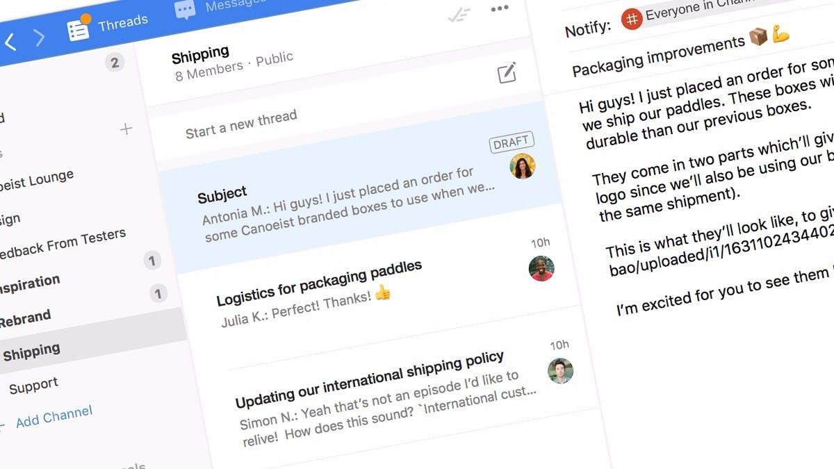 Twist im Kurztest: Warum die Slack-Alternative einiges anders macht