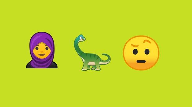 Bitcoin, Kopftuch und Yoga: Unicode bekommt neue Emojis und Symbole