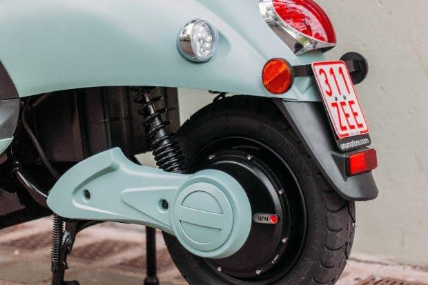 Mobility Startup Unu Elektro Roller Sind Nur Der Anfang