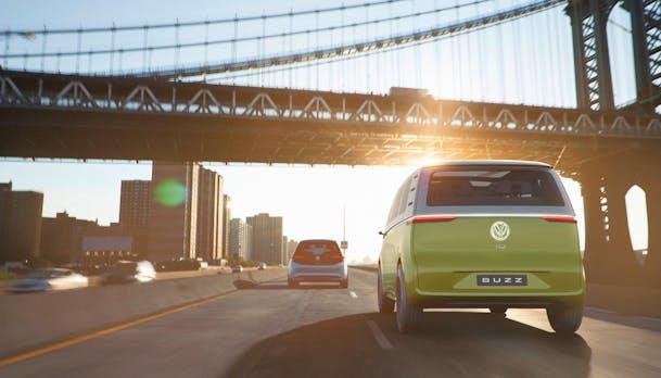 VW bestätigt: Der Elektro-Bulli I.D. Buzz wird gebaut
