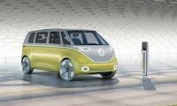 Volkswagen entwickelt autonome E-Bus-Flotte für WM in Katar