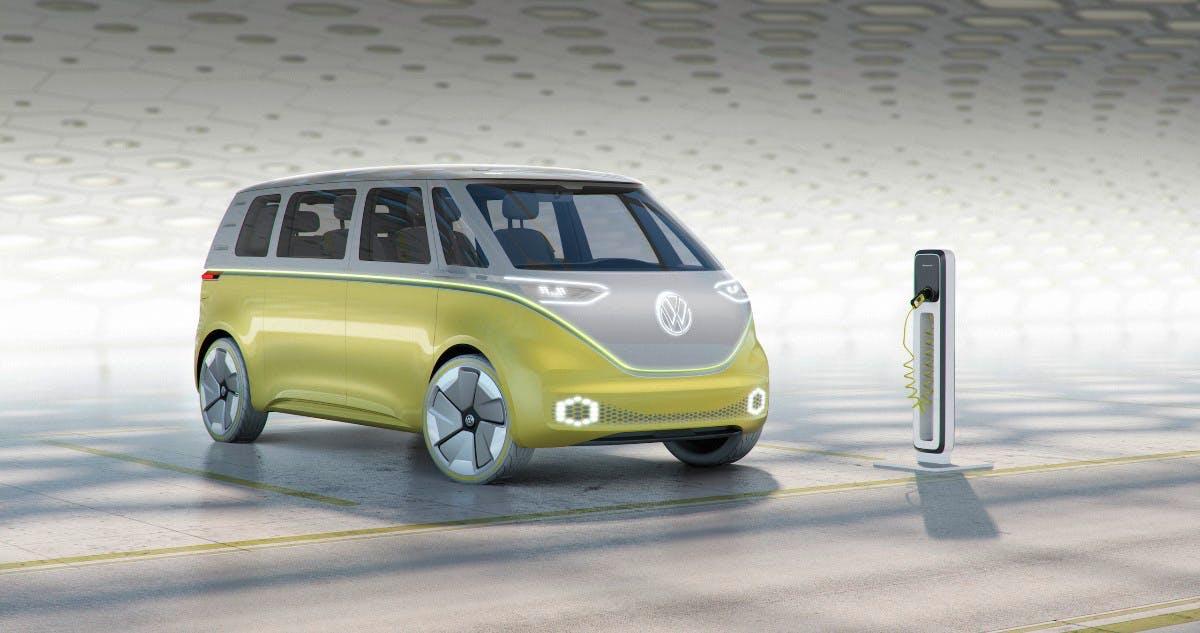 Volkswagen baut autonome E-Bus-Flotte für WM in Katar auf