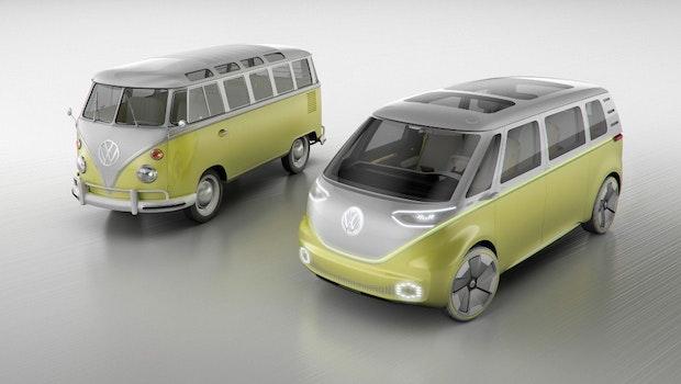Zahlreiche Autohersteller haben sich schon für die Elektromobilität ausgesprochen – die deutsche Autoindustrie kommt dennoch nur langsam in Gang (Bild:Volkswagen)