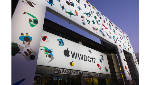 """Am Montagabend, den 5. Juni 2017, um 19:00 Uhr beginnt die Keynote zur WWDC 2017. (Foto: <a href=""""https://twitter.com/tim_cook/status/871724803920625664"""">Tim Cook</a>)"""