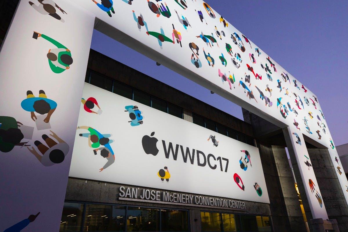 Am Montagabend, den 5. Juni 2017, um 19:00 Uhr beginnt die Keynote zur WWDC 2017. (Foto: Tim Cook)
