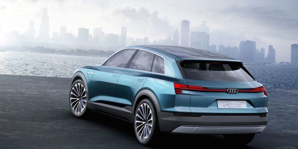 Audi kündigt A8 mit Mild-Hybrid-Antrieb an – drei reine Stromer bis 2020