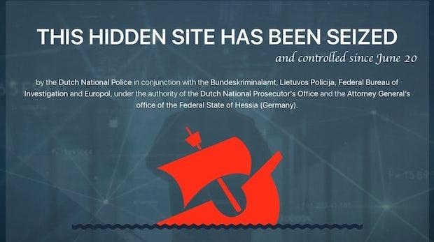 Alphabay und Hansa: Ermittler zerschlagen zwei der größten Darknet-Seiten