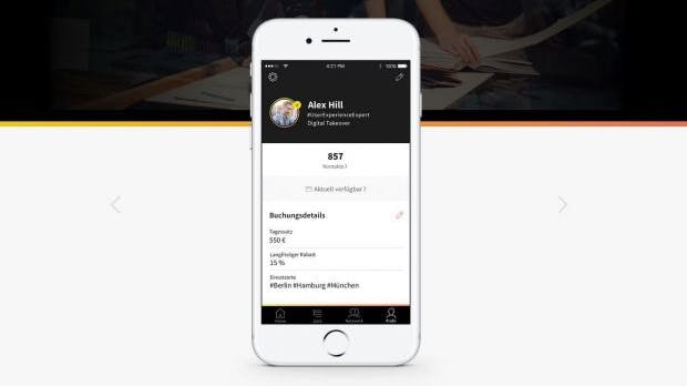 Smartjobr: Diese App verbindet Freelancer mit Auftraggebern